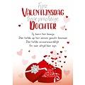 Fijne Valentijnsdag lieve prachtige dochter
