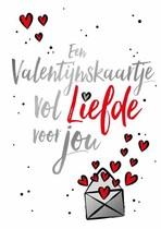 Een Valentijnskaartje vol liefde voor jou