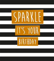 Sparkle It's Your Birthday