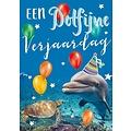 Een dolfijne verjaardag