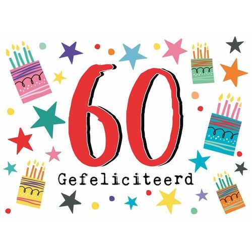 60 Gefeliciteerd