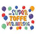 Een super toffe verjaardag