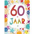 XL kaart - 60 Jaar