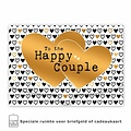 Cadeau-envelop - To the happy couple