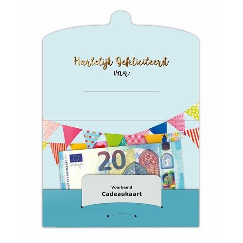 Cadeau-envelop - Voor je verjaardag