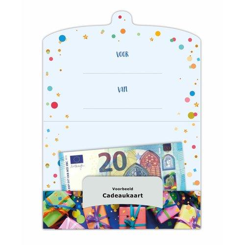 Cadeau-envelop - Van harte