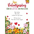 Fijne Valentijnsdag voor de liefde van mijn leven