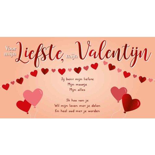 Voor mijn liefste, mijn Valentijn