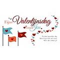 Fijne Valentijnsdag voor jou