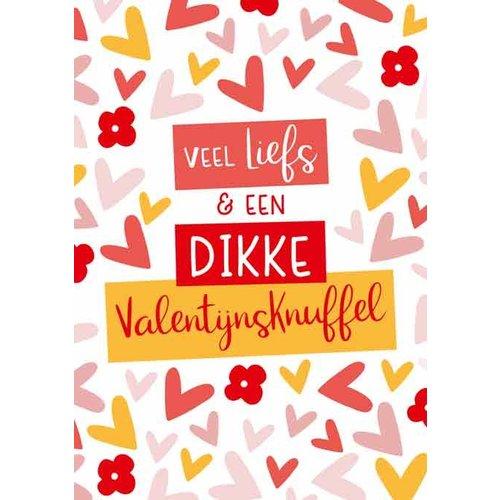 Veel liefs & een dikke Valentijnsknuffel