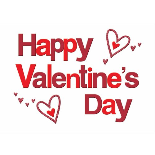 Happy Valentine's day