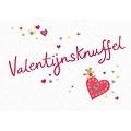 Valentijnsknuffel