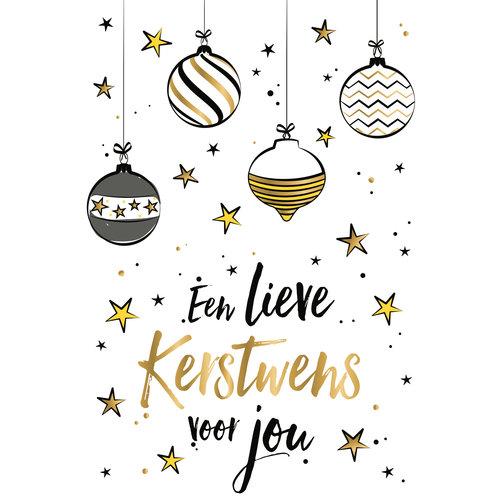 Een lieve kerstwens voor jou