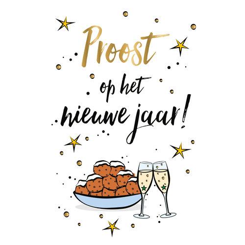 Proost op het nieuwe jaar!