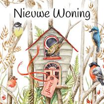 Minikaartje - Nieuwe Woning