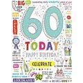 XL kaart - 60 today