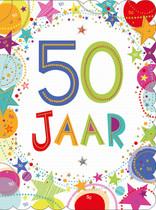 XL kaart - 50 Jaar