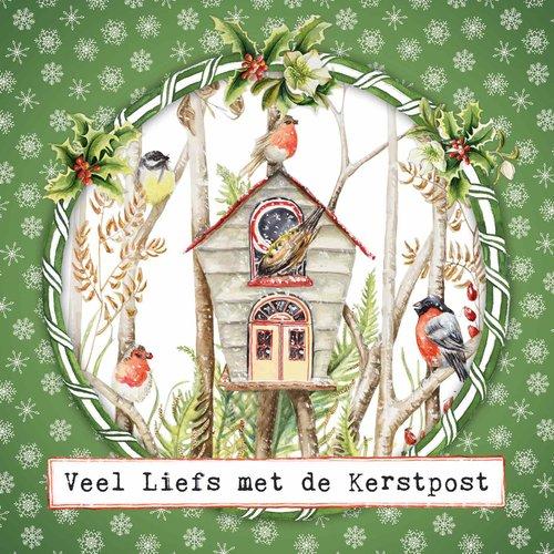 Veel liefs met de kerstpost