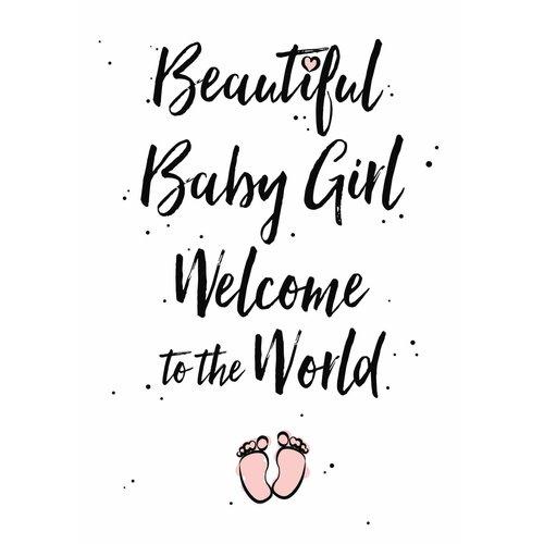 Beautiful baby girl