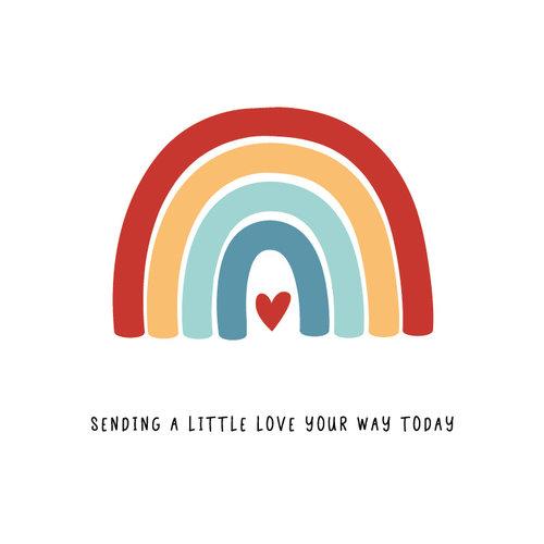 Sending a little love