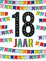 18 jaar