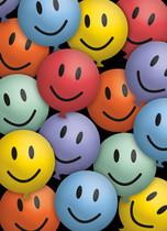 Smiley ballonnen