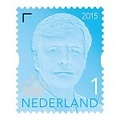 Postzegel 1: Vel à 10 stuks