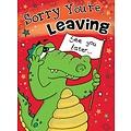 XL kaart - Sorry You're Leaving see…