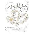 XL kaart -On your wedding day