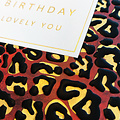 Happy birthday lovely you
