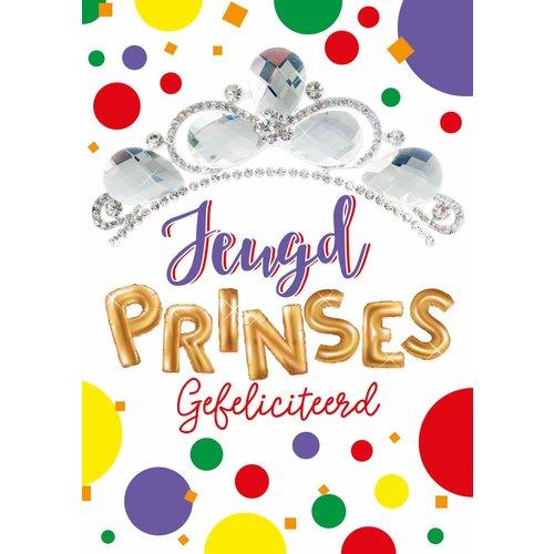 Jeugdprinses gefeliciteerd