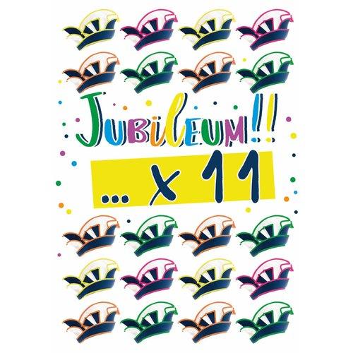 Jubileum! … x 11