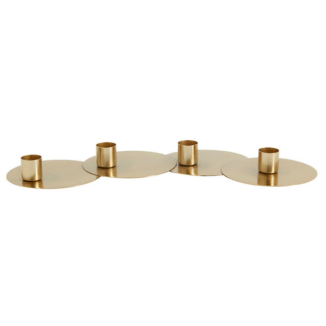 Gouden kandelaar 4-in-one