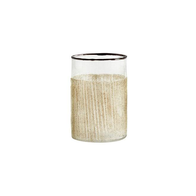 Waxinelichthouder Zand