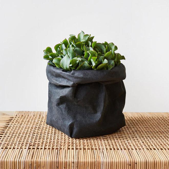 Paperbag zwart S | washable