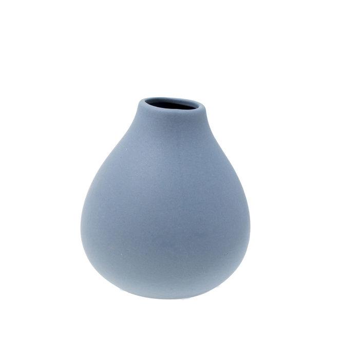 Vaas Kalla - donkerblauw - L