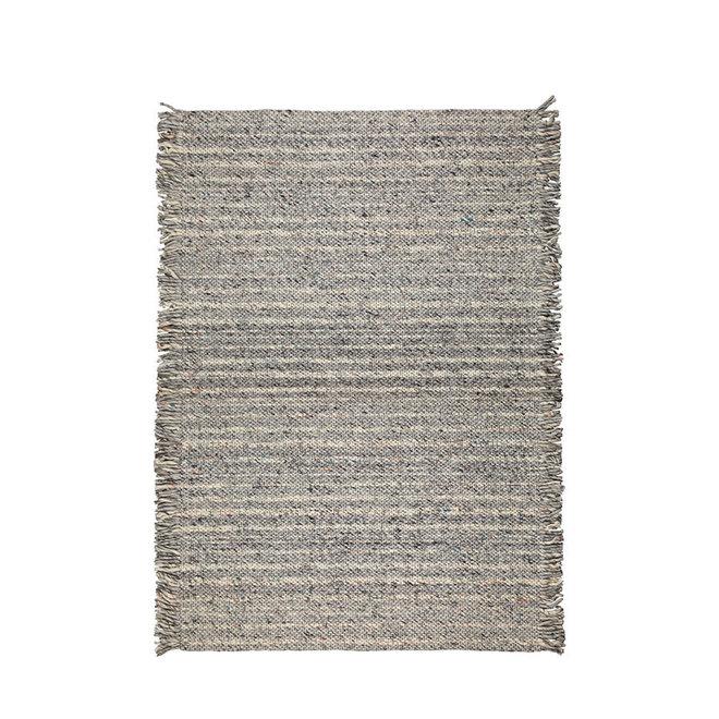 Vloerkleed Frills Grey