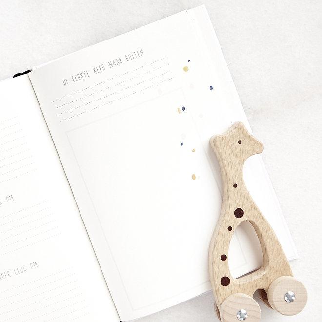 Babyboek GewoonJip