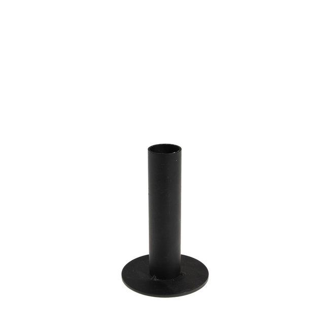 Kandelaar Eksund L | zwart