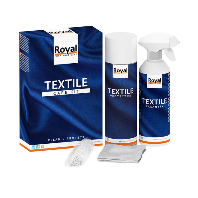 Textile Care Kit | Clean & Protect