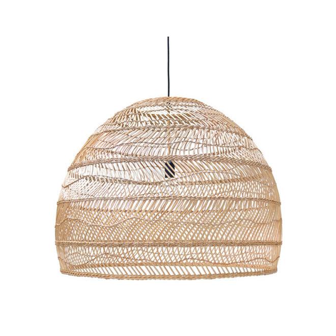 Hanglamp rotan  80cm - Naturel