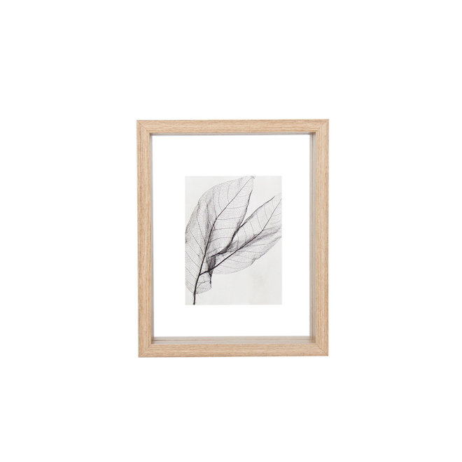 Photo frame floating | hout small