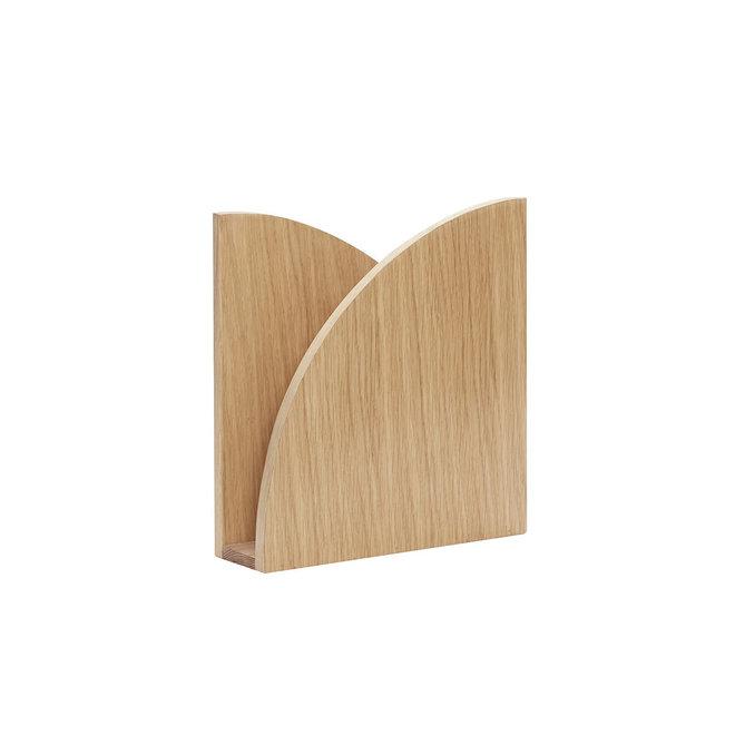Magazinehouder hout | wall