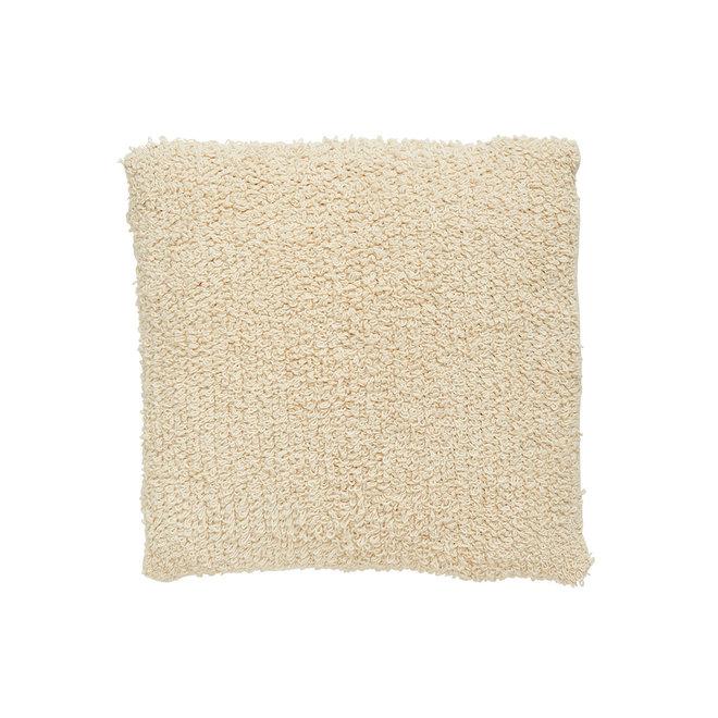 Sierkussen LYRA   knitted off white