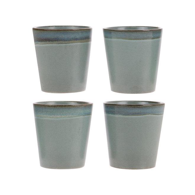 Koffiemokje Moss   70's ceramics