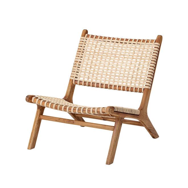 Rotan lounge chair
