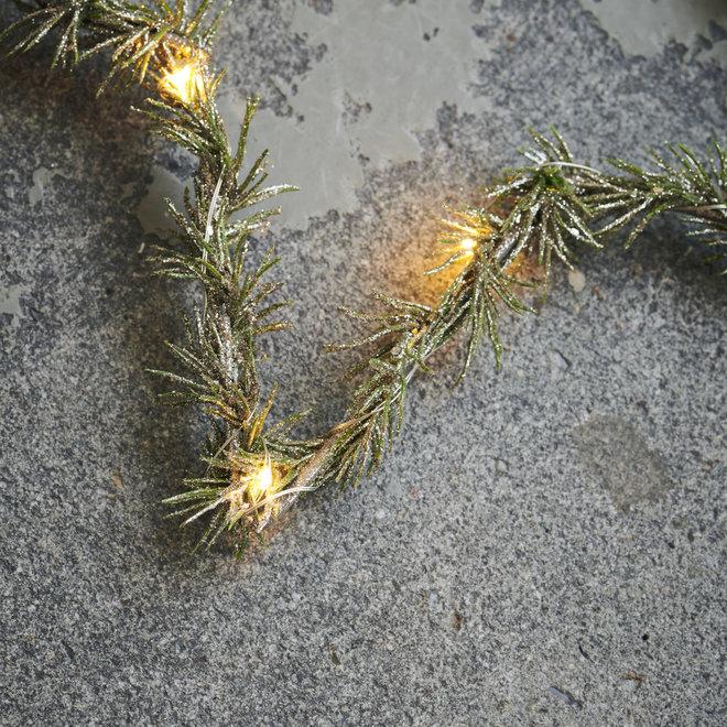 Kerstster incl. LED - 33CM