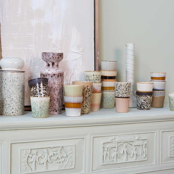 Koffiemokje Venus | 70's ceramics