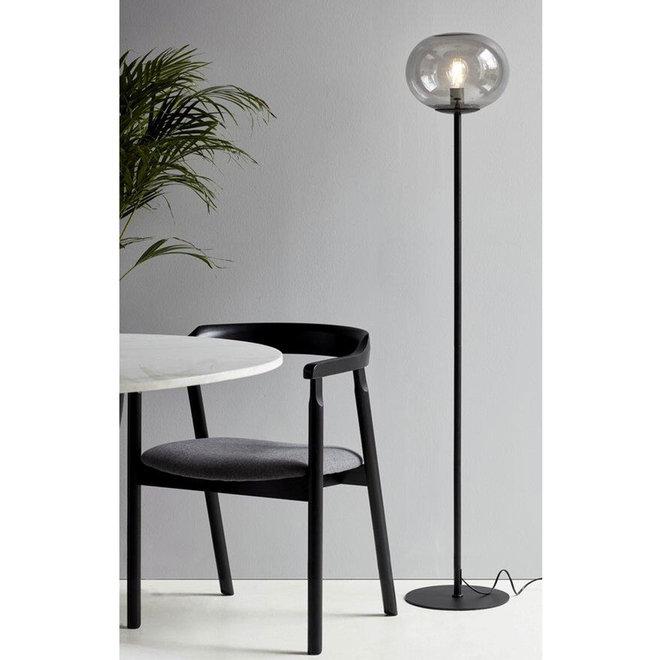 Vloerlamp Alton | smoked