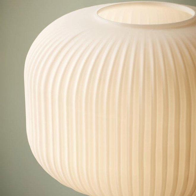 Vloerlamp Milford | wit